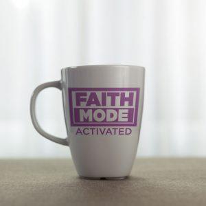 Faith Mode Activated by Ebony S. Bailey